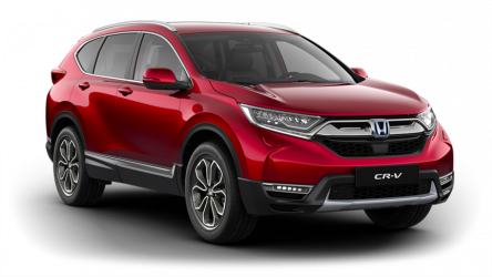 Renting Honda CR-V Híbrido e:HEV 4x4