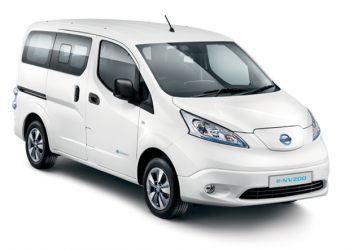 Nissan-e-NV200 Evalia-40 kWh