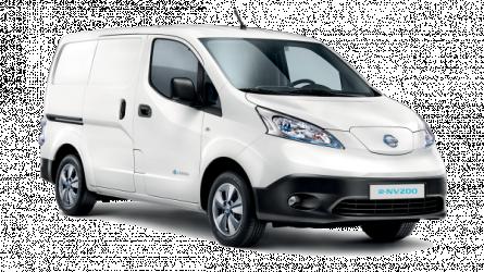 Nissan-e-NV200-40kWh Furgón 5p