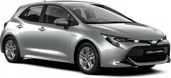 Renting Toyota Corolla 1.8 125H