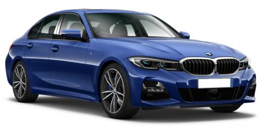 Renting BMW Serie 3 320e Berlina