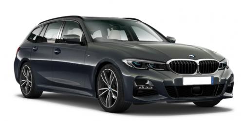 Renting BMW Serie 3 330e xDrive Touring