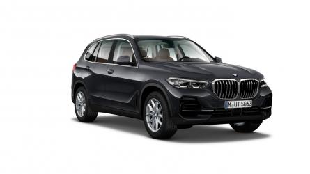 Renting BMW X5 xDrive45e
