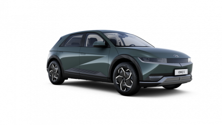 Renting Hyundai Ioniq 5 58kWh RWD