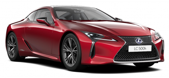 Comprar Lexus LC 500h