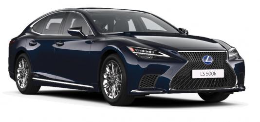 Comprar Lexus LS 500h