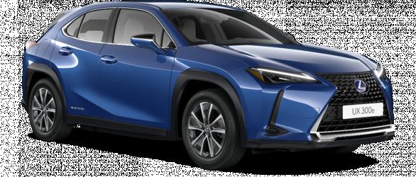 Comprar Lexus UX 300e