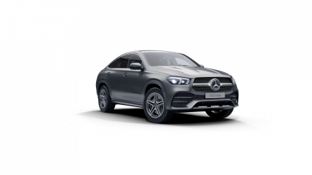 Renting Mercedes - Benz GLE Coupe 350 e 4Matic