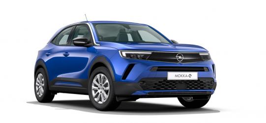 Renting Opel Mokka-e BEV 50 136 CV