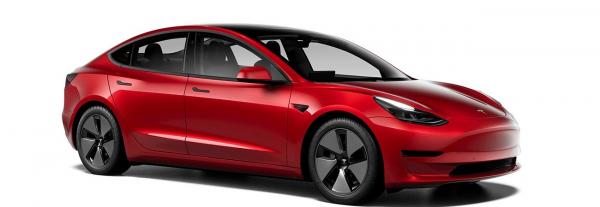 Renting Tesla Model 3 Gran Autonomía