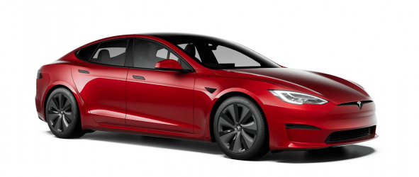 Renting Tesla Model S Gran autonomía