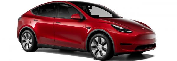 Renting Tesla Model Y Gran autonomía