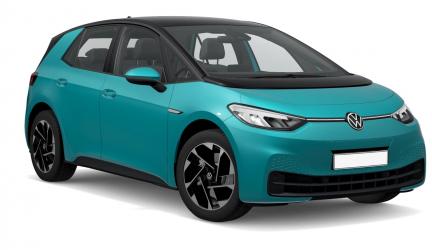 Renting Volkswagen ID.3 Pure Performance