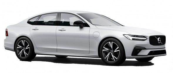 Renting Volvo S90 T8 Recharge