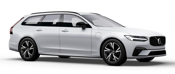 Renting Volvo V90 T6 Recharge