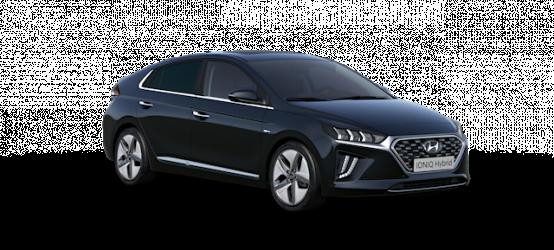 Renting Hyundai Ioniq 1.6 GDI HEV