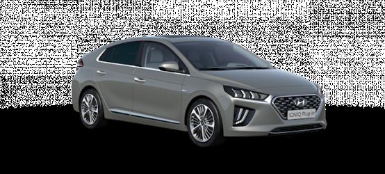Renting Hyundai Ioniq 1.6 GDI PHEV