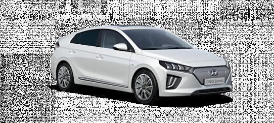 Renting Hyundai Ioniq EV 100kW
