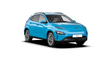 Renting Hyundai Nuevo Kona EV 100kW