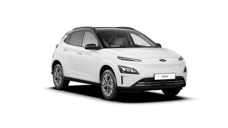 Renting Hyundai Nuevo Kona EV 150kW