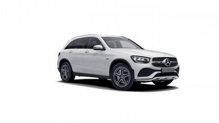 Renting Mercedes - Benz GLC 300 e 4Matic