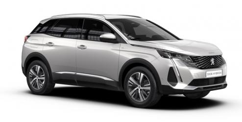 Comprar Peugeot 3008 Hybrid 300 e-EAT8