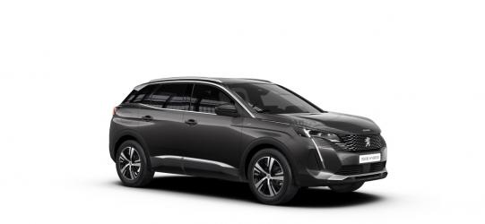 Renting Peugeot 3008 Hybrid 300 e-EAT8