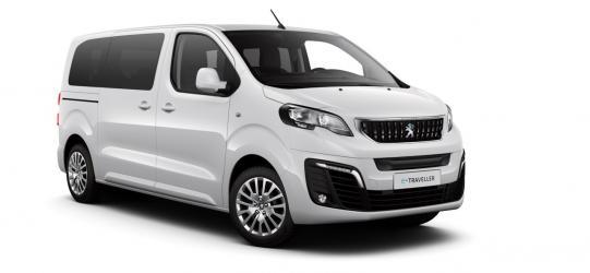 Comprar Peugeot e-Traveller 50 kWh