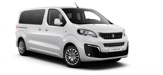 Comprar Peugeot e-Traveller 75 kWh