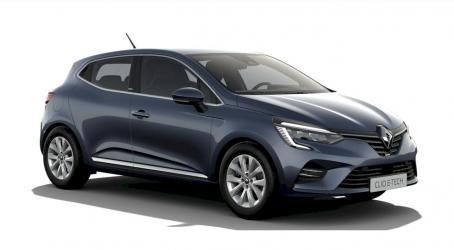 Renting Renault Clio E-Tech