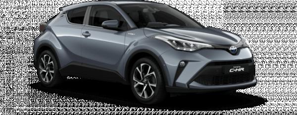 Renting Toyota C-HR 125H