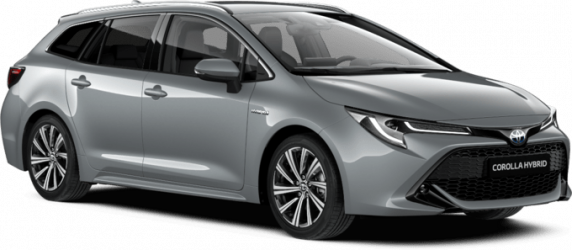 Renting Toyota Corolla Touring Sports 180H