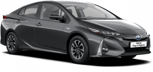 Comprar Toyota Prius Plug-In