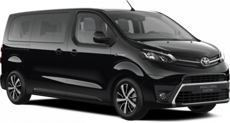 Comprar Toyota Proace Verso Electric Family 50 kWh