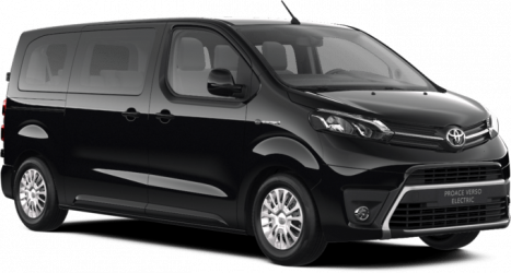 Comprar Toyota Proace Verso Electric Shuttle 50 kWh