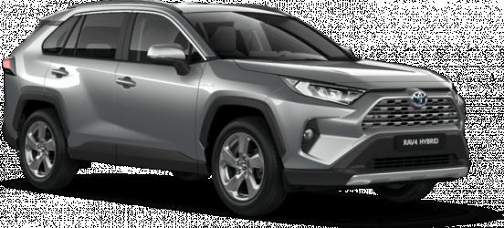 Comprar Toyota Rav4 2.5 220H 2WD