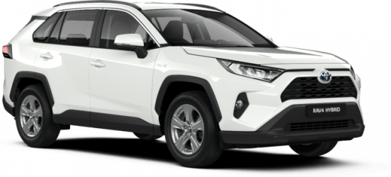 Renting Toyota Rav4 2.5 220H 2WD