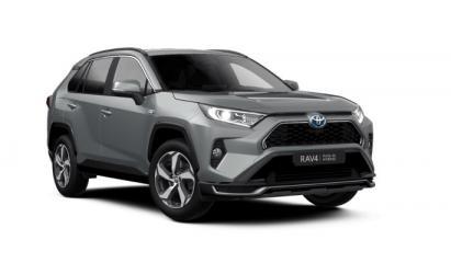 Renting Toyota Rav4 Plug-In 300H