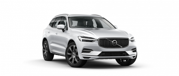 Renting Volvo XC60 T6 Recharge AWD