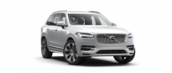 Renting Volvo XC90 T8 Recharge AWD