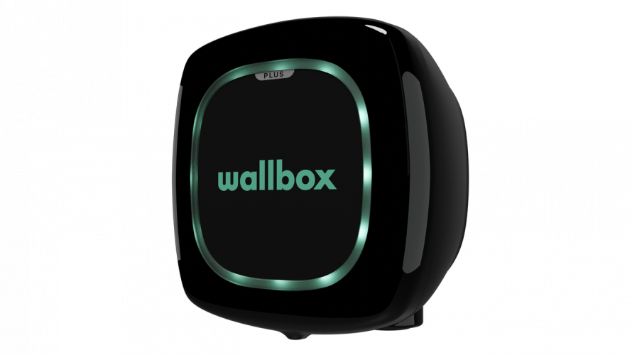wallbox pulsar plus wallbox pulsarplusnegro 1 ofertamoveco