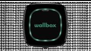 wallbox pulsar plus pulsarplusfrontblack 1puntoderecargamoveco
