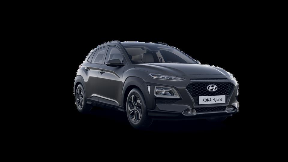 Hyundai-Kona-1.6 GDI HEV