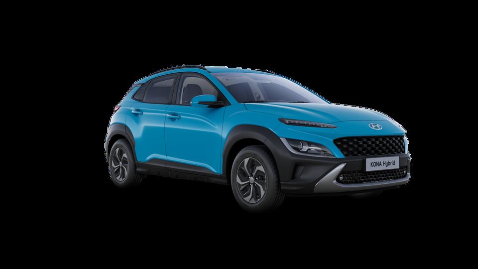 Hyundai-Nuevo Kona-1.6 GDI HEV