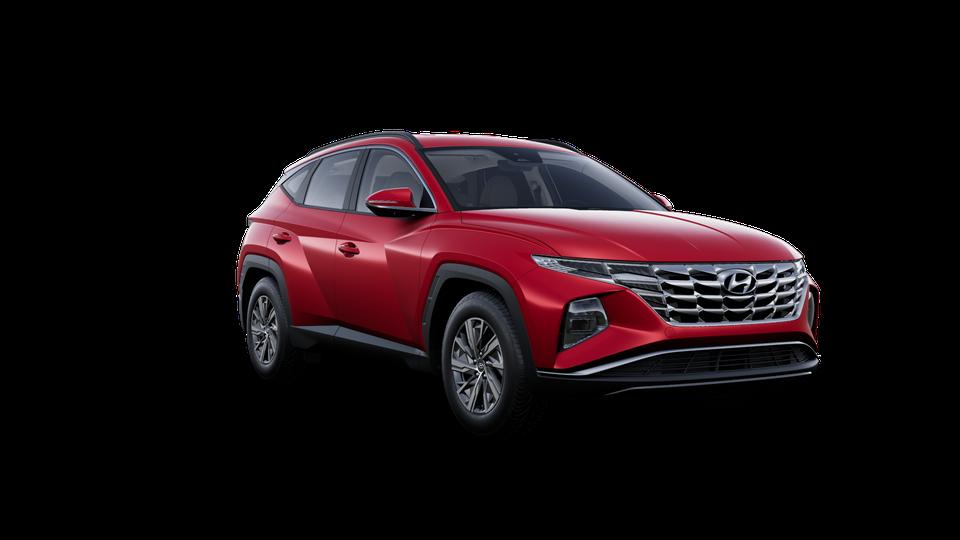 Hyundai-Tucson-1.6 TGDI HEV 4x2