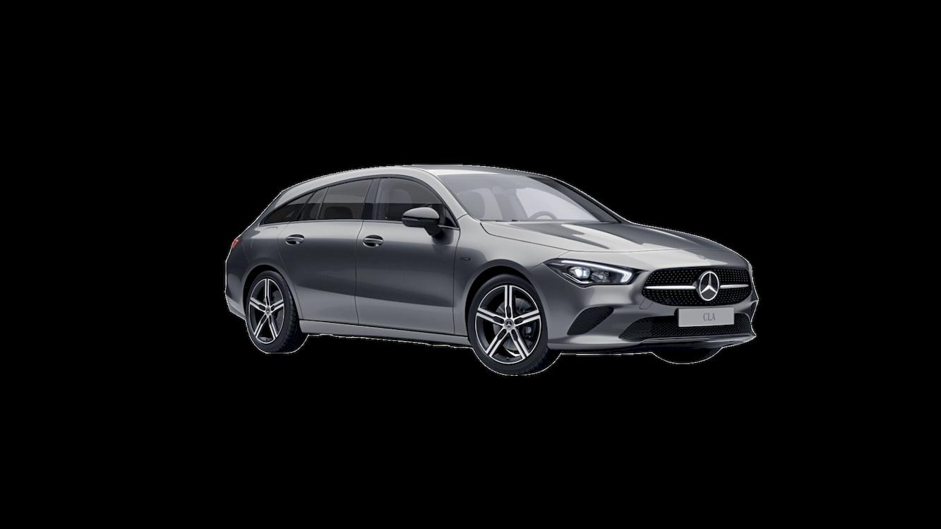 Mercedes - Benz-CLA-250 e Shooting brake