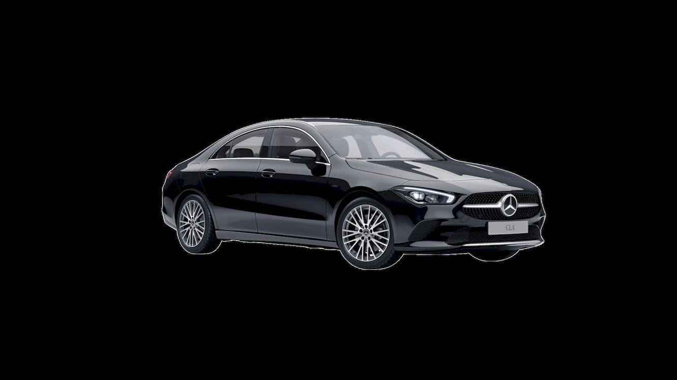 Mercedes - Benz-CLA-250 e Coupe