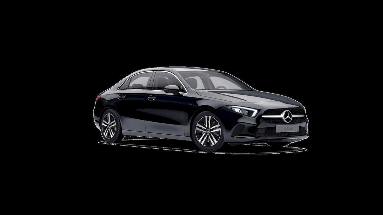 Mercedes - Benz-Clase A-250e sedán
