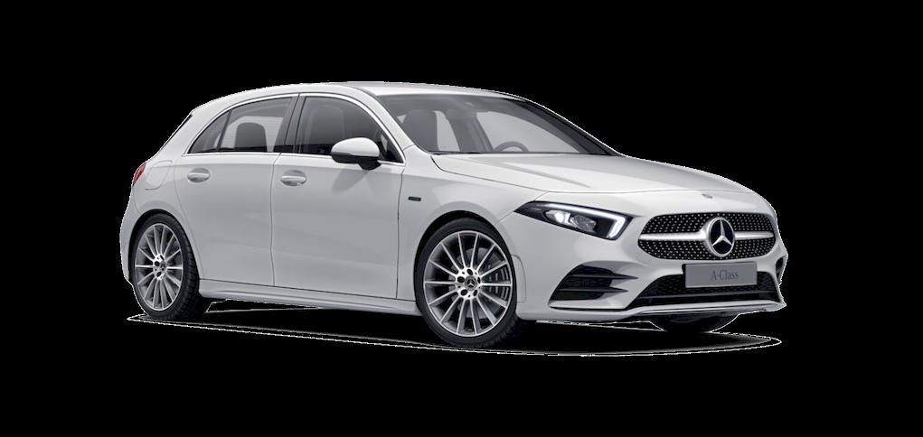 Mercedes - Benz-Clase A-250 e
