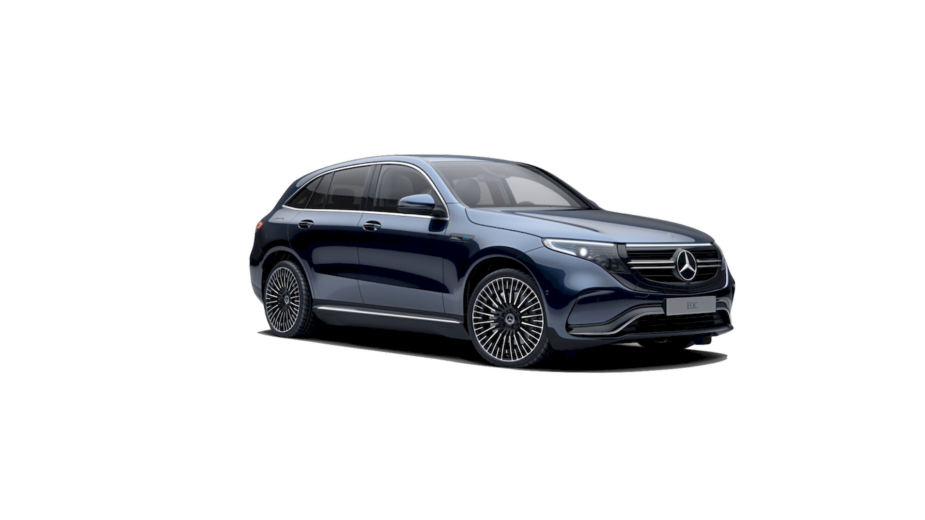 Mercedes - Benz-EQC-400 4Matic